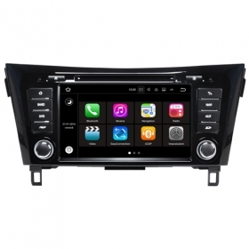 "Autoradio NISSAN Qashqai 2014 X-trail Android 7.1 Touch 8"" HD USB DVD GPS WIFI"