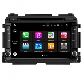 "Autoradio Honda HRV-Vezel 2014 Android 7.1 Touch 8"" USB DVD GPS WIFI BT ML S190"
