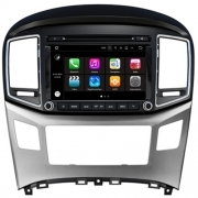 "Autoradio Hyundai H1 2015 Android 7.1 Touchscreen 8"" HD USB DVD Navi GPS S190"