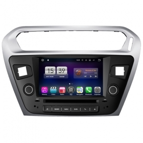"Autoradio PEUGEOT 301 Android 7.1 Touch 7"" HD USB DVD GPS Navi MirrorLink S190"