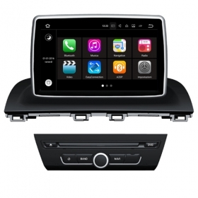 "Autoradio MAZDA 3 2014 Android 7.1 Touchscreen 8"" HD USB DVD WIFI BT GPS S190"