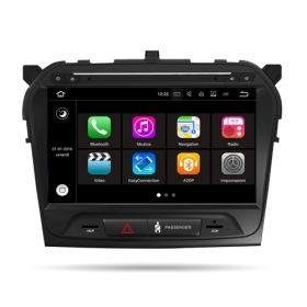 "Autoradio SUZUKI Vitara 2016 Android 7.1 Touch 10.1"" HD USB DVD GPS WIFI BT S190"