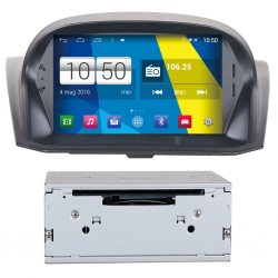 Autoradio Ford Fiesta Android Touch