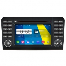 Autoradio Mercedes W164 ML GL