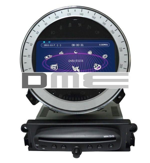 autoradio navigatore BMW mini cooper