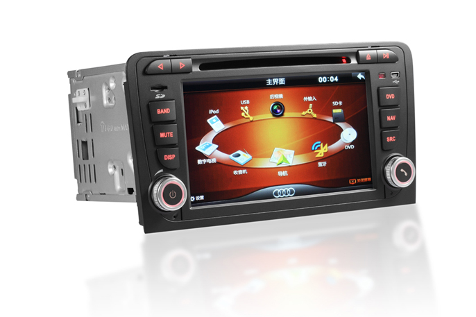 Autoradio DME Luxury Edition dvd gps Audi a3 2003