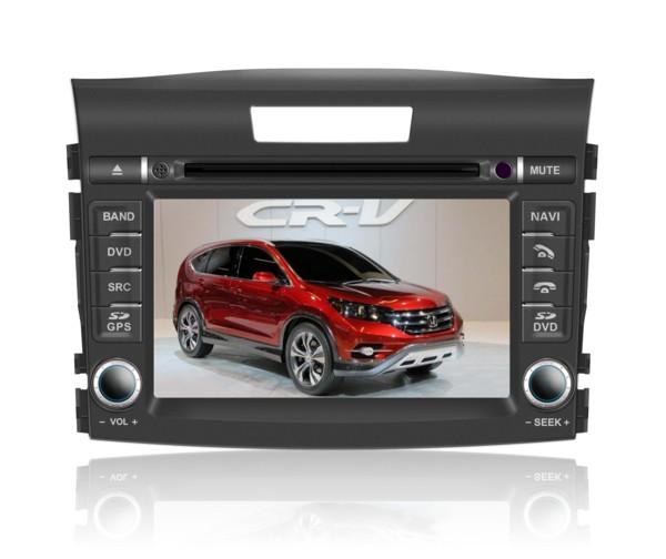 Nuova Honda CRV CR-V autoradio DVD navigatore touchscreen bluetooth USB SD iPod player car radio navigation