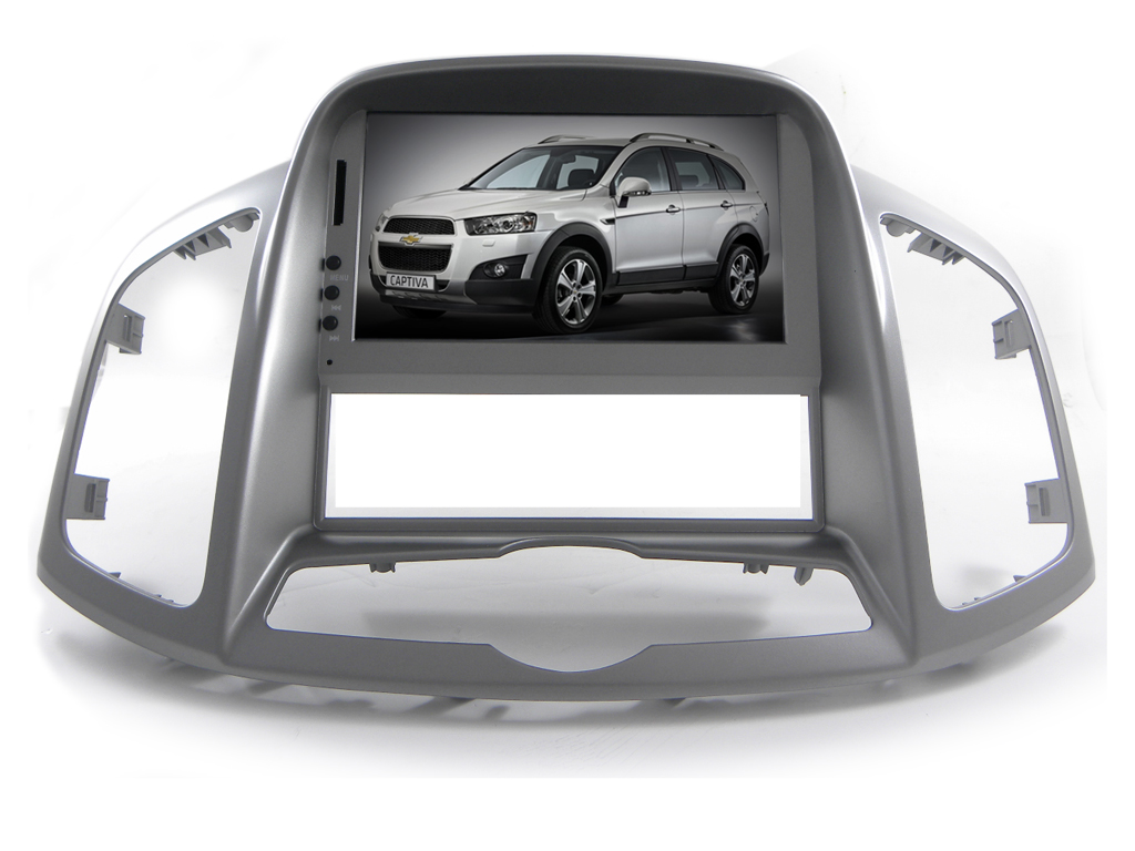 autoradio multimediale per Chevrolet New Captiva