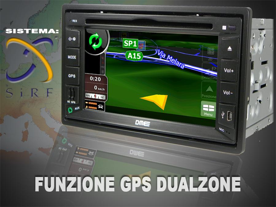 dme-6200gd navigatore gps